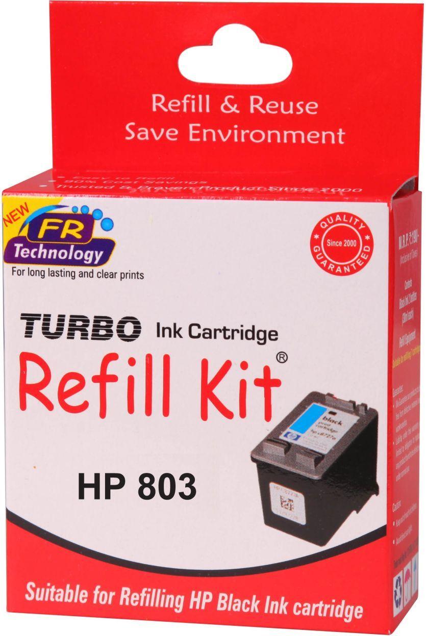 Turbo 803 Black Ink Cartridge