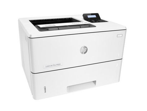 HP LaserJet Pro M501dn (J8H61A) Black and White Laser Printer