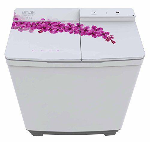 Mitashi 8.5 Kg Semi Automatic Washing Machine (MiSAWM85v15)