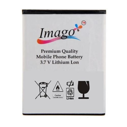 Imago 2500mAh Battery (For Micromax YU Yureka)