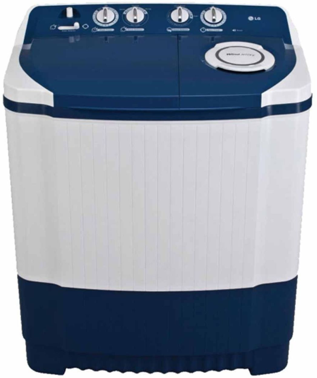 LG 7 Kg Semi Automatic Washing Machine (P8071N3FA)