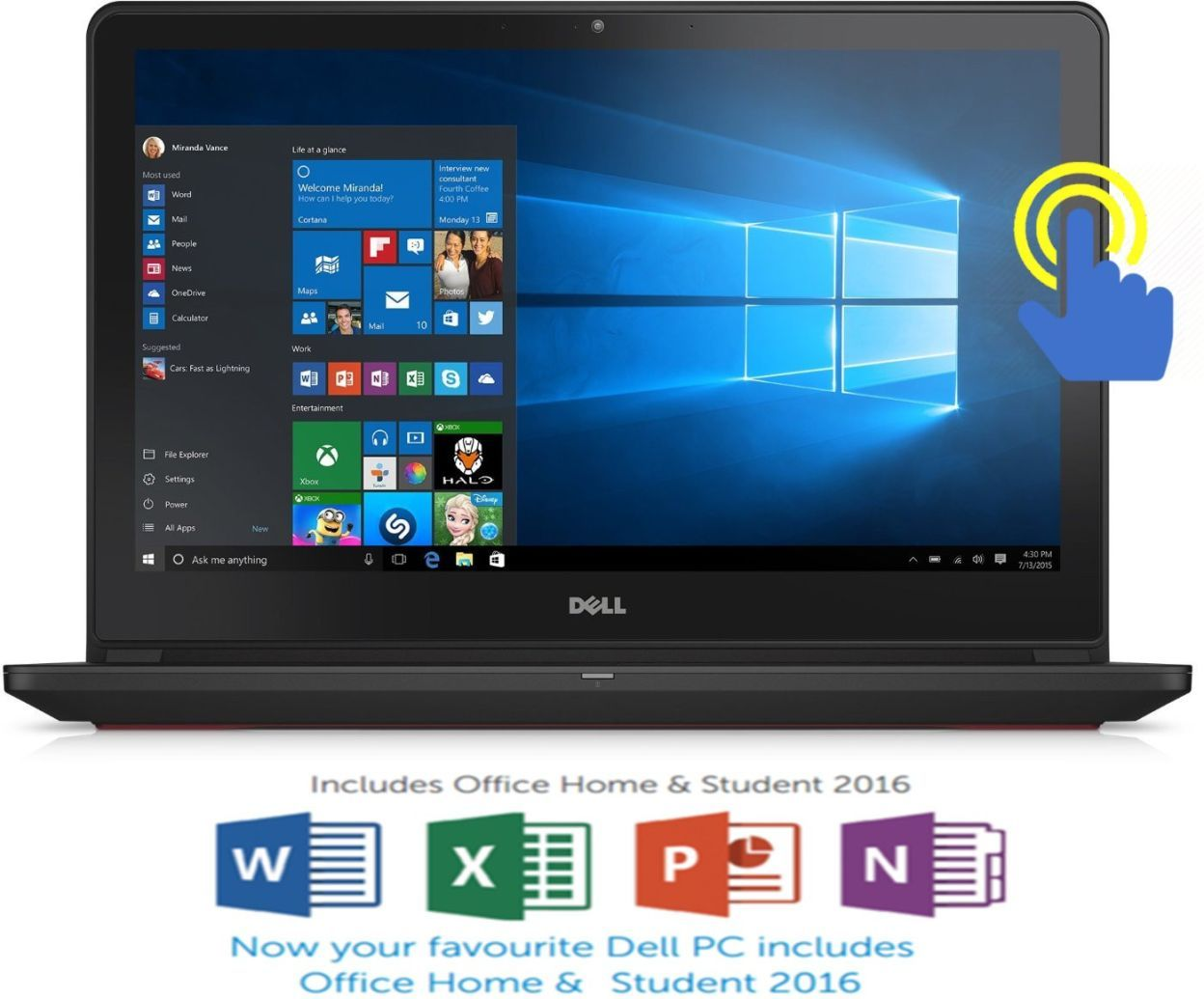 Dell Inspiron 7559 (Z567303SIN9) Notebook
