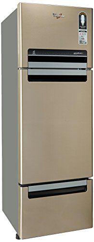 Whirlpool FP 283D Protton Royal 260 Litres Triple Door Refrigerator (Mirror)