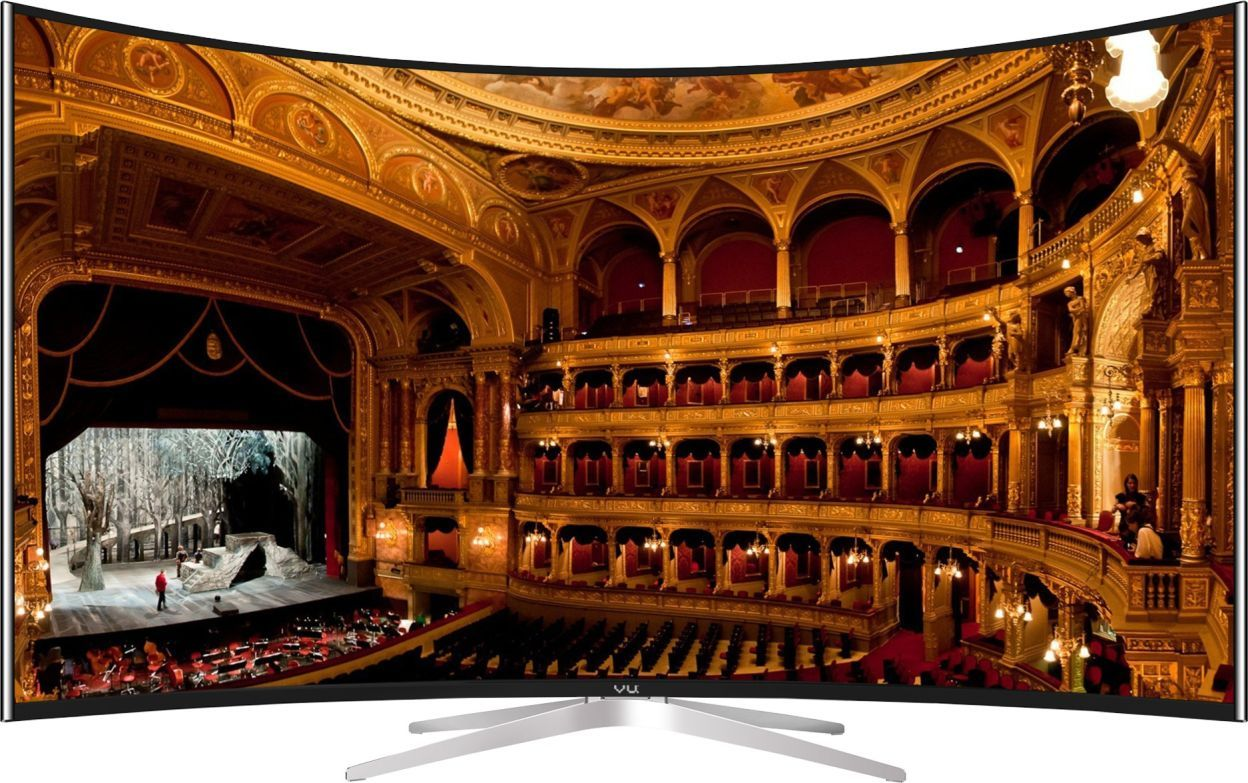 Vu TL65C1CUS 65 Inch Ultra HD 4K Smart Curved LED TV