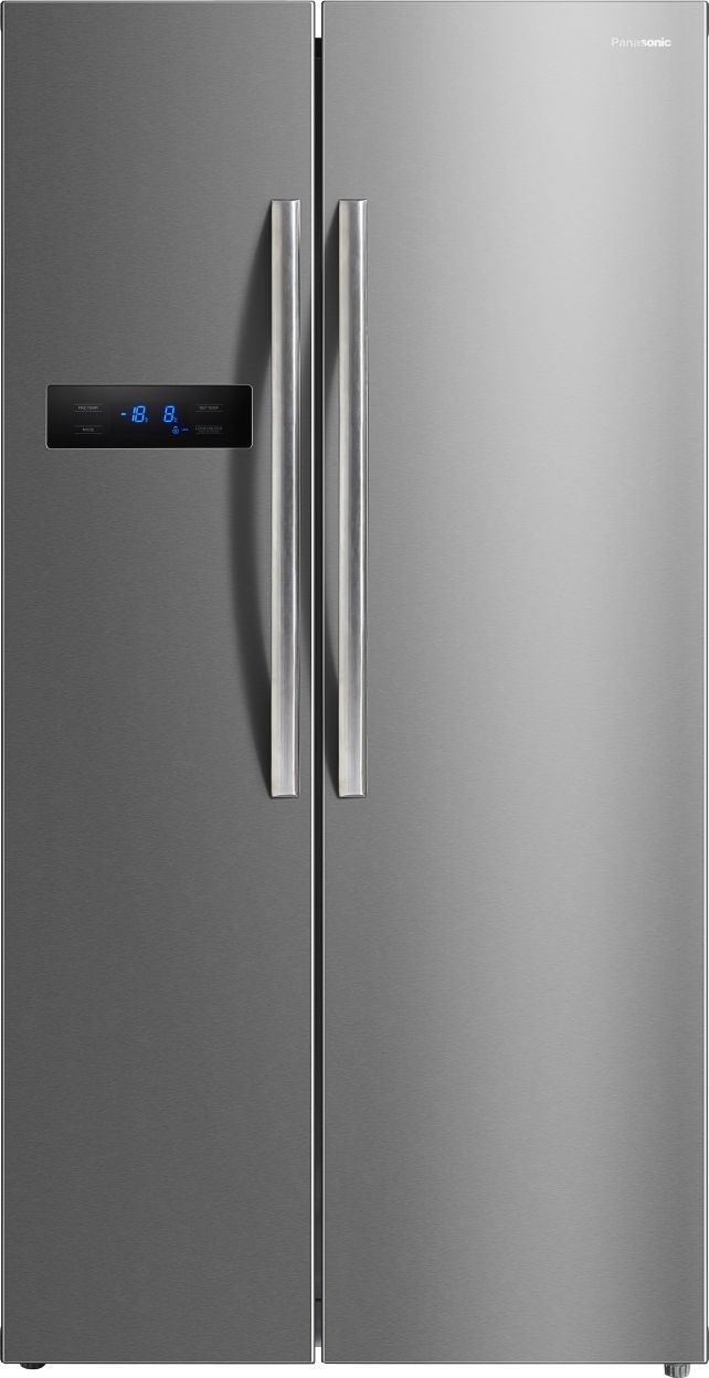 Panasonic NR-BS60MSX1 582L Inverter Side by Side Refrigerator