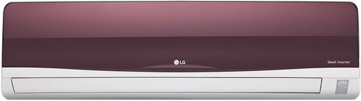 LG JS-Q12WTXD 1 Ton 3 Star Inverter Split Air Conditioner