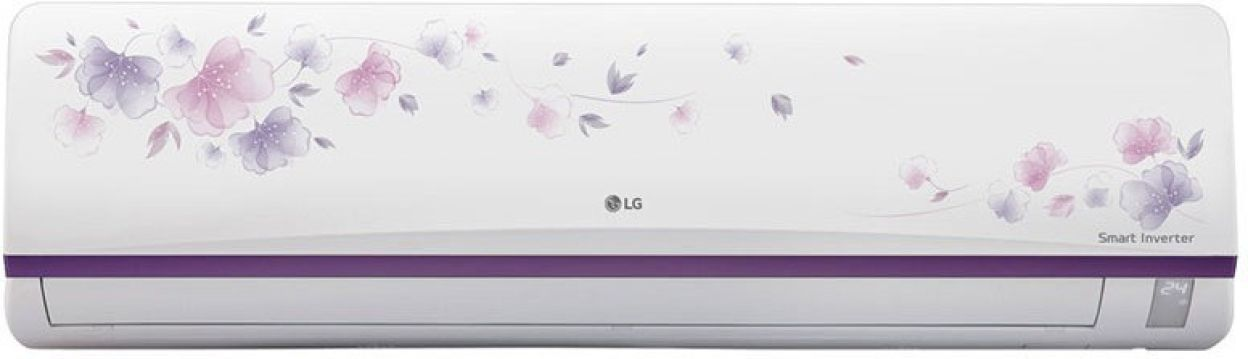 LG JS-Q12AFXD 1 Ton 3 Star Inverter Split Air Conditioner