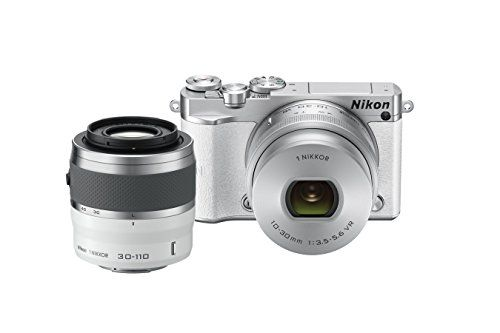 Nikon 1 J5 Mirrorless Digital Camera (With 30-110mm Lens)