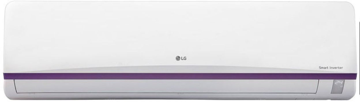LG JS-Q12BTXD 1 Ton 3 Star Inverter Split Air Conditioner