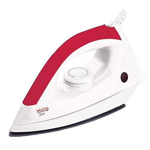 McCoy Mars 1000W Electric Iron