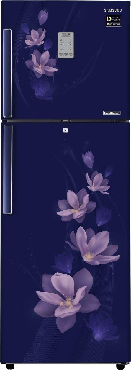 Samsung RT34M3954R7/U7 321 L 4 Star Inverter Frost Free Double Door Refrigerator