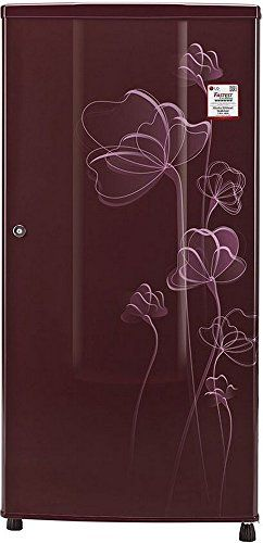 LG GL-B181RSHU/RPHU 185L 1S Single-door Refrigerator (Heart)