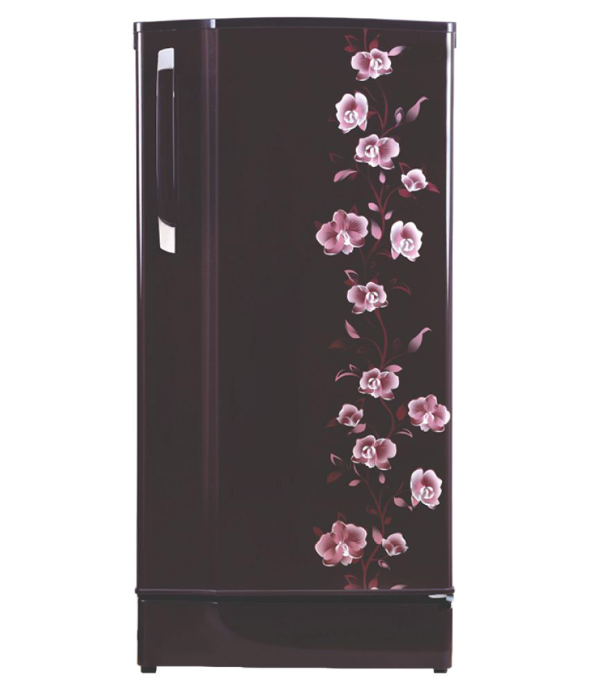 Godrej RD EDGE 185 CT 2.2 Single Door Refrigerator (Orchid)