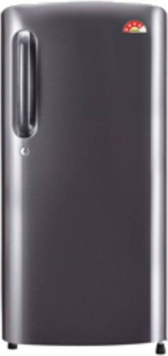 LG GL-B201ADSW 190 L 3 Star Inverter Direct Cool Single Door Refrigerator (dazzle Steel)