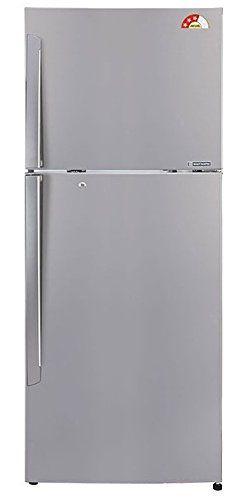 LG GL-I472QNSX 420 L 4 Star Inverter Frost Free Double Door Refrigerator (Noble Steel)