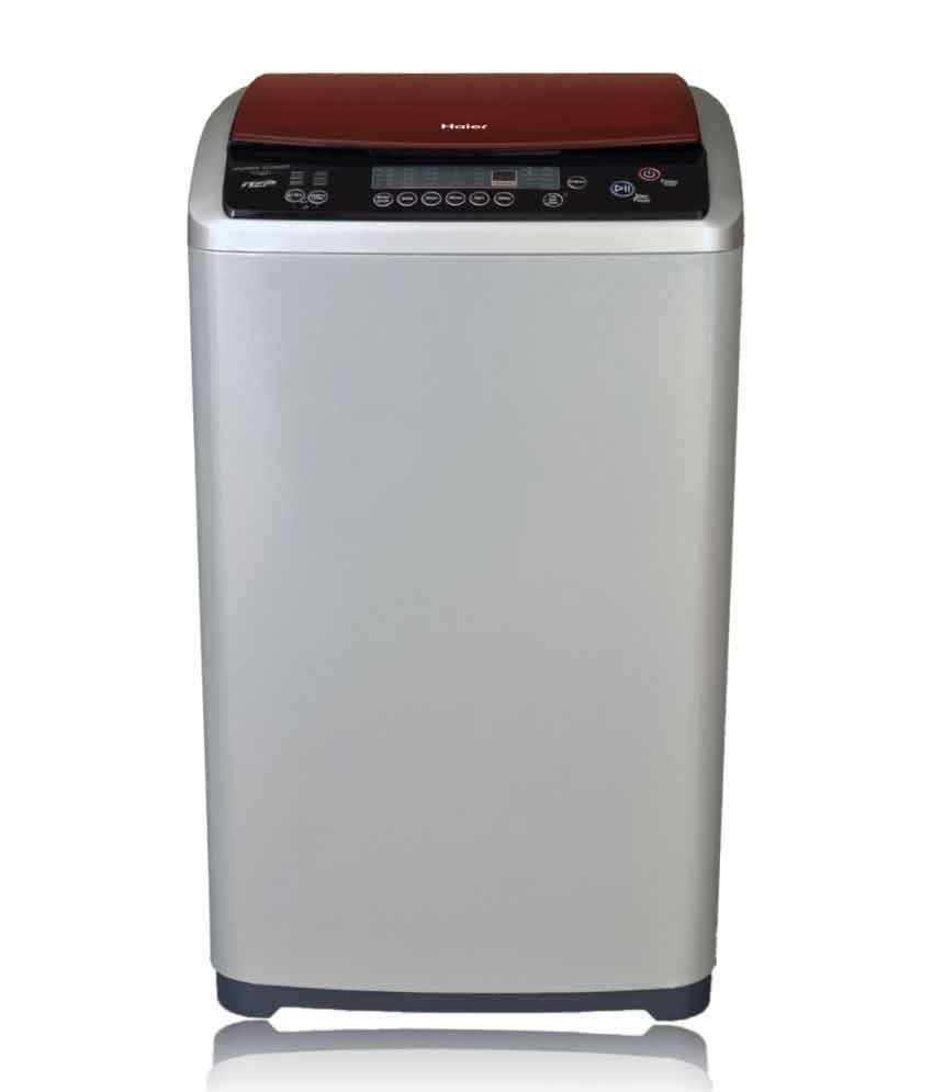 Haier 6.5 Kg Fully Automatic Washing Machine (HWM65-707NZP)