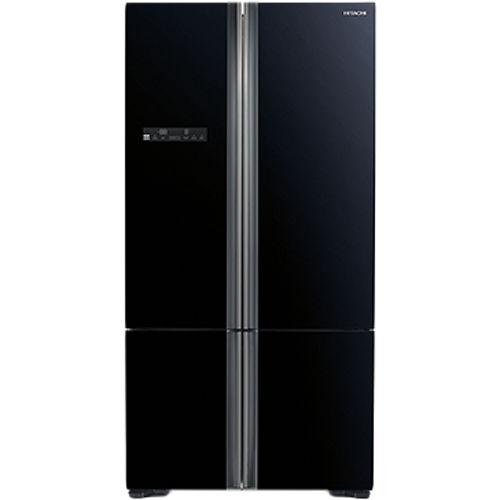 Hitachi R-WB730PND5-XGR 650 L Inverter Frost Free Side by Side Refrigerator