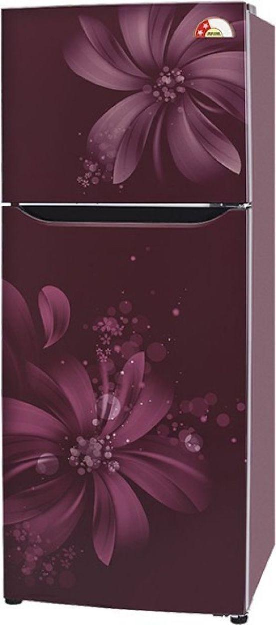 LG GL-Q282SSAR 255 L 2 Star Inverter Frost Free Double Door Refrigerator (Aster)