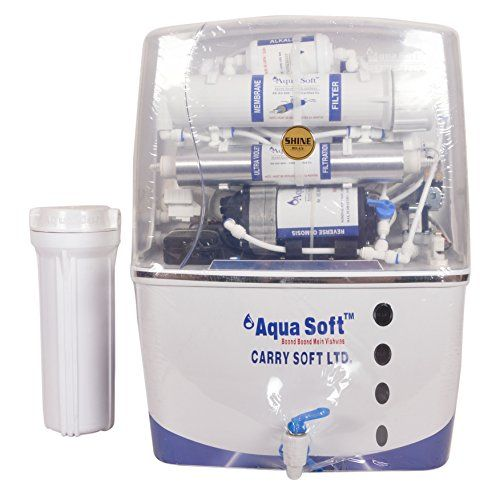 Aqua Soft 12 Liters RO UV System Water Purifier