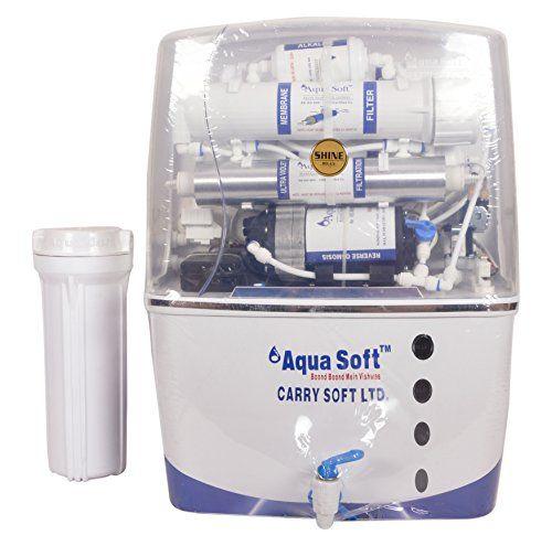 Aqua Soft 12 Liters RO UV System Water Purifier