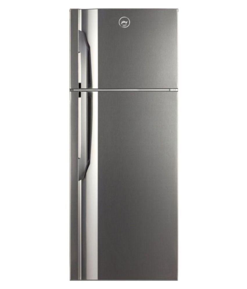 Godrej RT EON 261 P 3.4 261L 3S Double Door Refrigerator