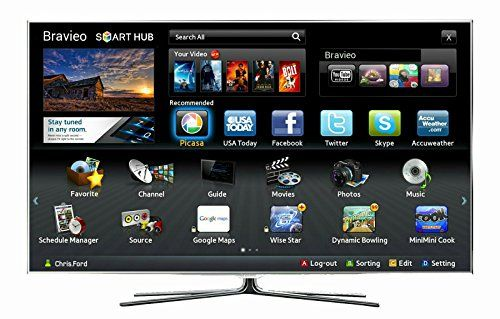 Bravieo KLV-50J5500B 49 Inch Smart Full HD LED TV
