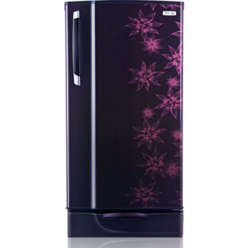 Godrej RD Edge SX 221 CT 3.2 221L 3 Star Single Door Refrigerator  (Berrybloom)