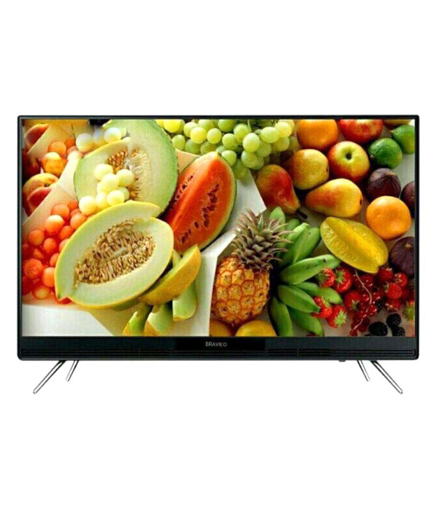 Bravieo KLV-55J5500B 55 Inch Smart Full HD LED TV