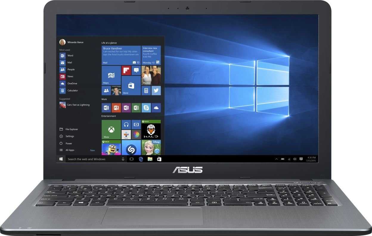 Asus X Series (X540LA-XX596T) Notebook