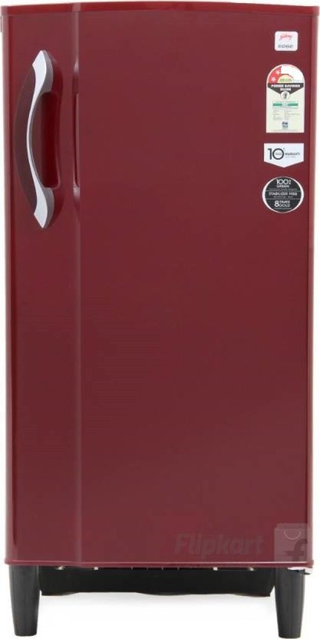 Godrej RD EDGE 185 E2H 2.2 185L Single Door Refrigerator