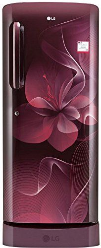 LG GL-D241AHDX/APDX/ASDX 235 L 4 Star Inverter Direct Cool Single Door Refrigerator (Dazzle)