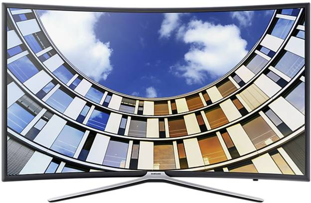 Samsung 55M6300 Series 6 55 Inch Full HD Curved Smart LED TV