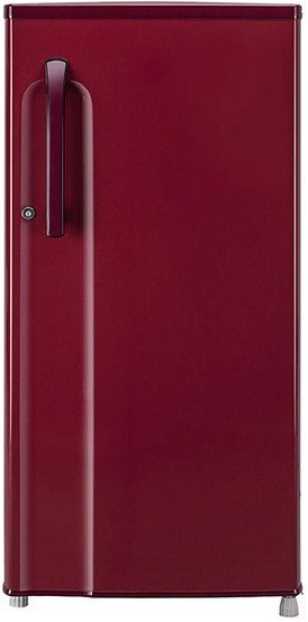 LG GL-B191KRLV 188L 2S Single Door Refrigerator (Ruby Luster)