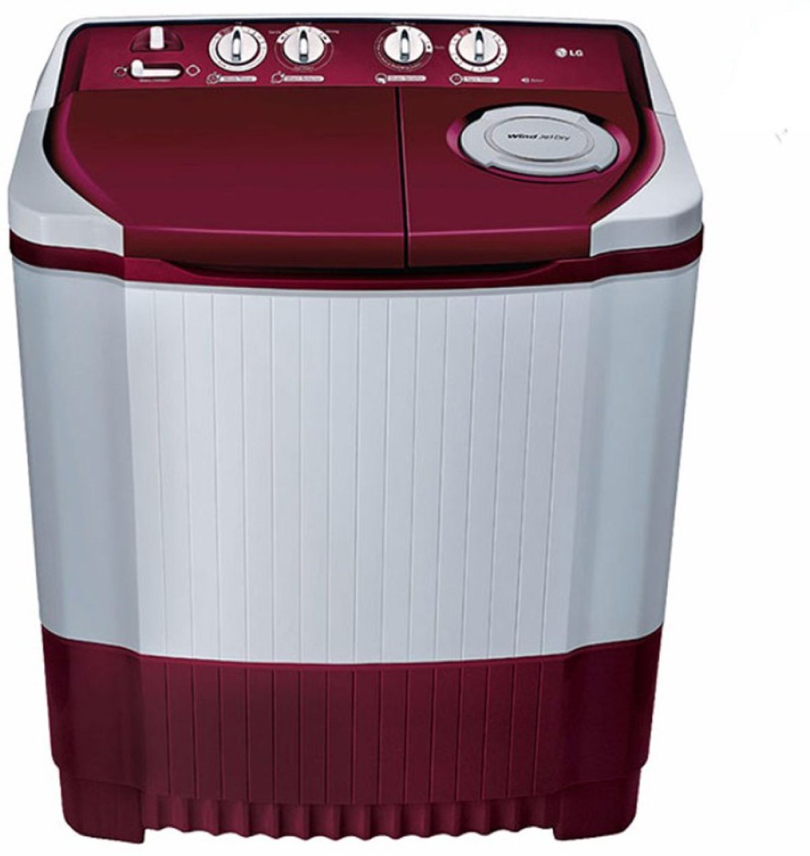 LG 7.0 Kg Semi Automatic Washing Machine (P8073R3FA)