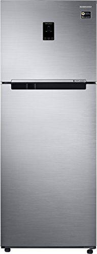 Samsung RT42M553ES8 415 L 4 Star Inverter Frost Free Double Door Refrigerator (Elegant Inox)