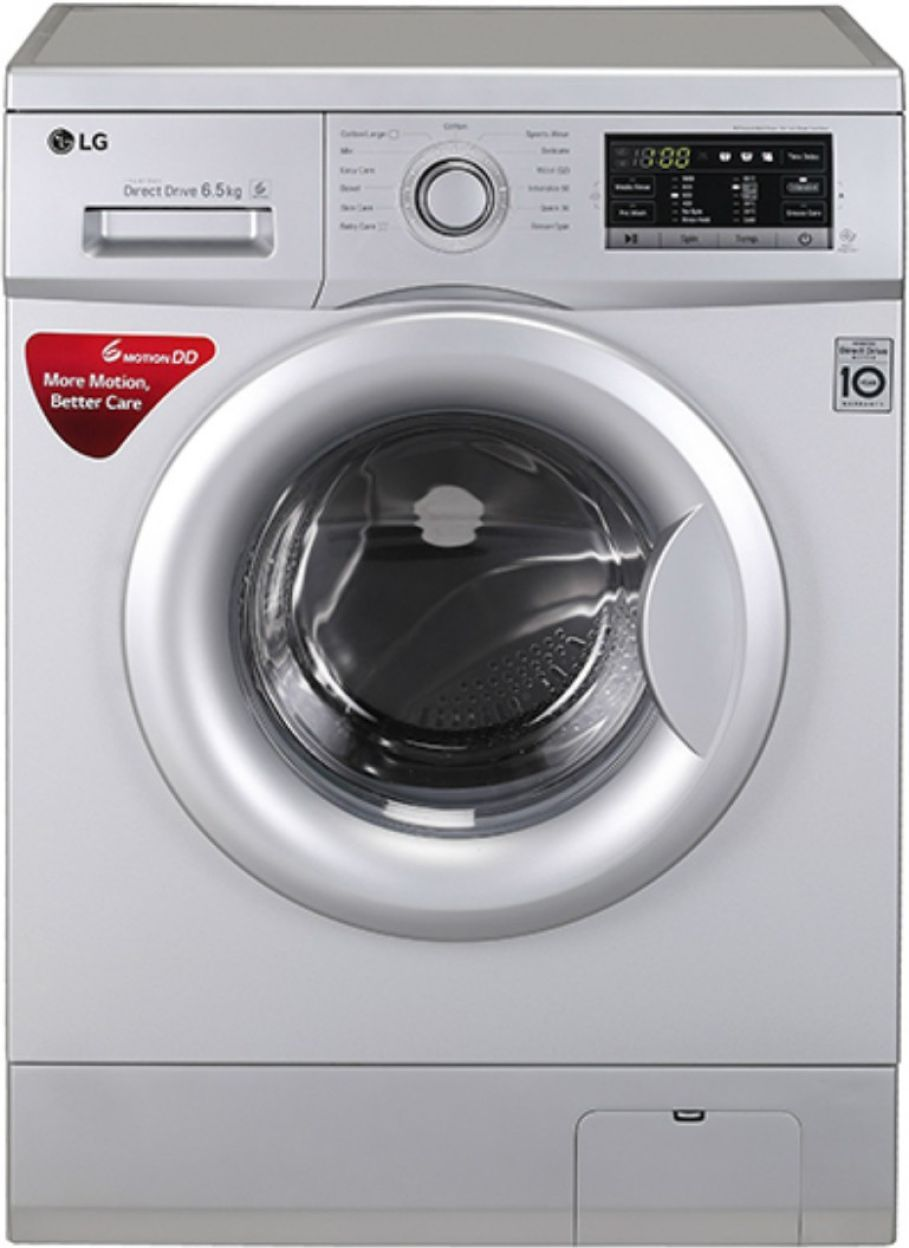 LG 6.5 Kg Fully Automatic Washing Machine (FH0G7WDNL52)