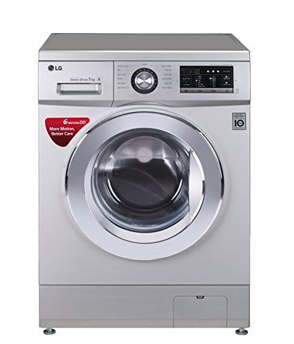 LG 7 Kg Fully Automatic Washing Machine (FH2G6HDNL42)