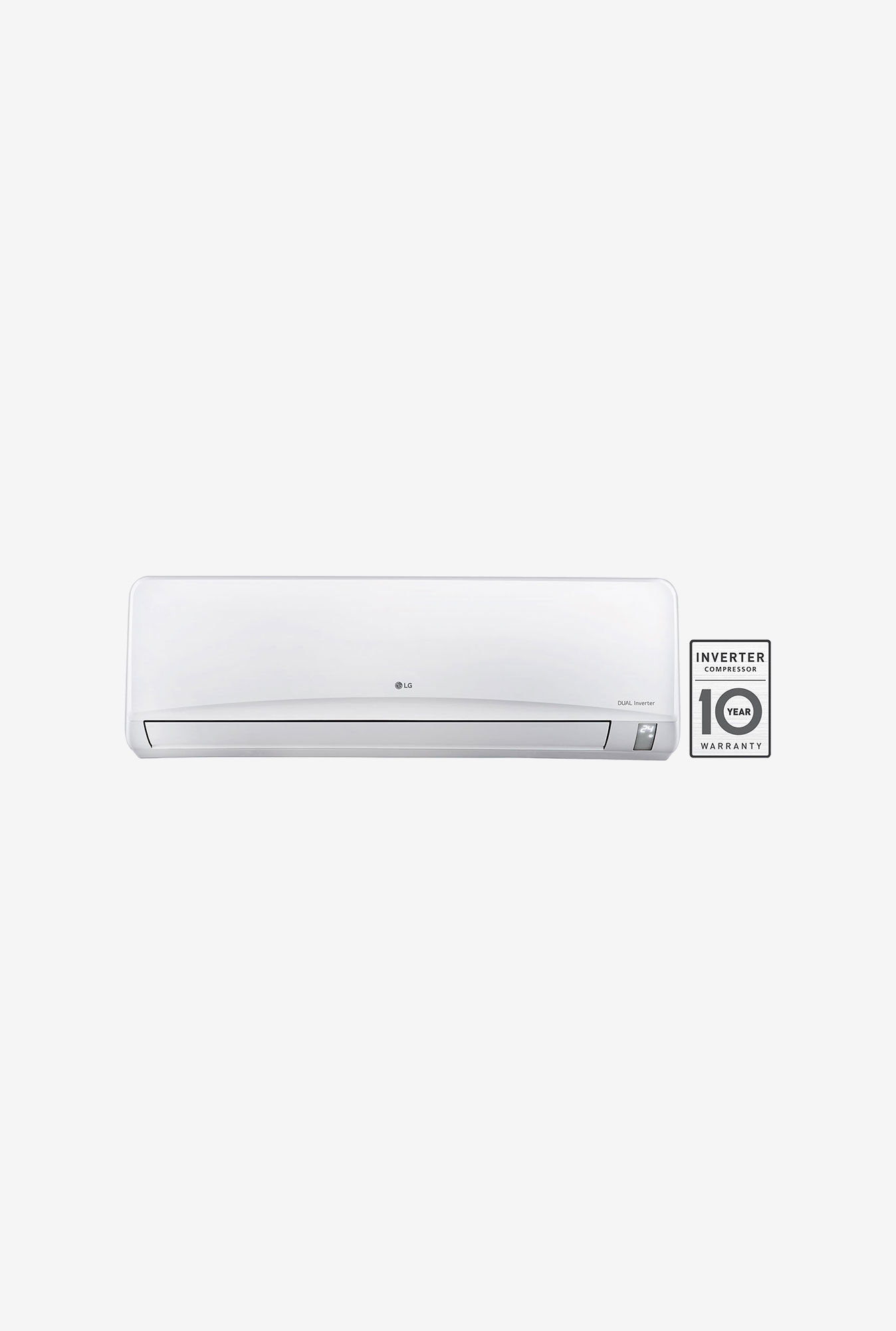 LG JS-Q18NUXA 1.5 Ton 3 Star Dual Inverter Split Air Conditioner