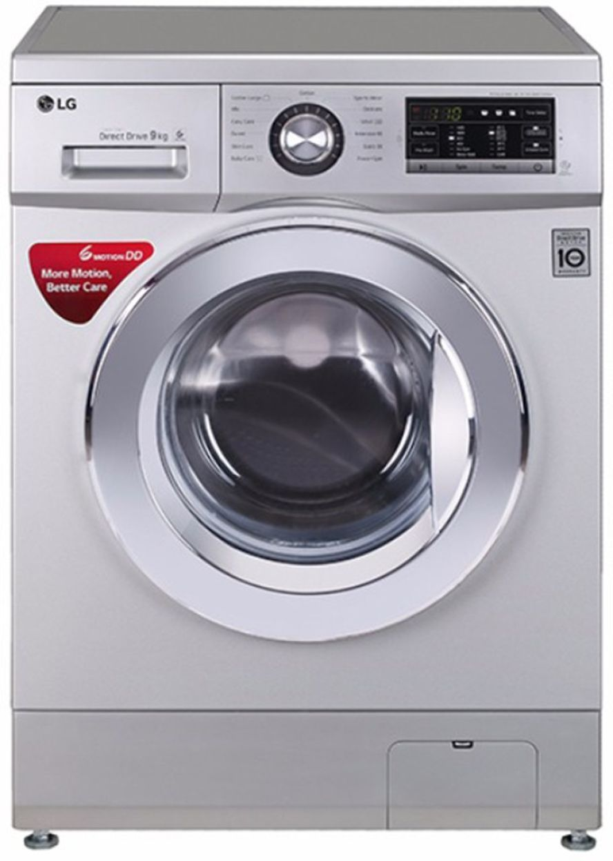 LG 9 Kg Fully Automatic Washing Machine (FH4G6VDNL42)