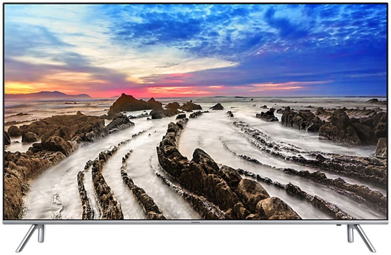 Samsung 55MU7000 55 Inch Ultra HD 4K Smart LED TV