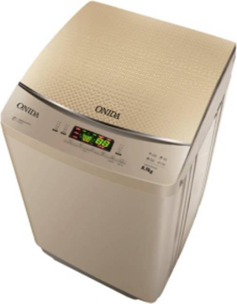 Onida 8.5 Kg Fully Automatic Washing Machine (T85GRDD)