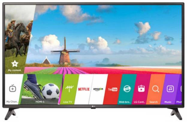 LG 49LJ617T 49 Inch Full HD Smart LED TV
