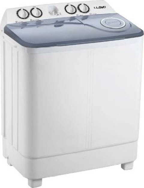 Lloyd 6.5 Kg Semi Automatic Washing Machine (LWMS65LP)