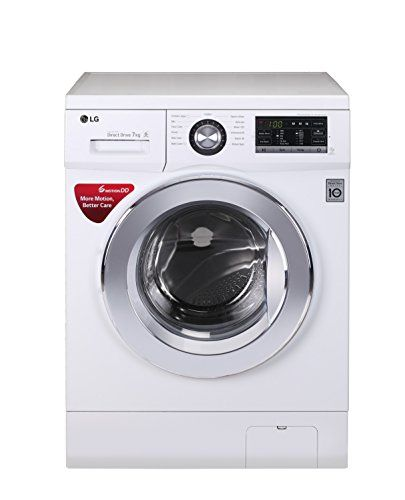 LG 7 Kg Fully Automatic Washing Machine (FH2G6HDNL22)