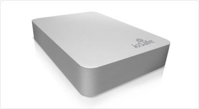 ioSafe Rugged Portable Firewire 1 TB Hard Drive