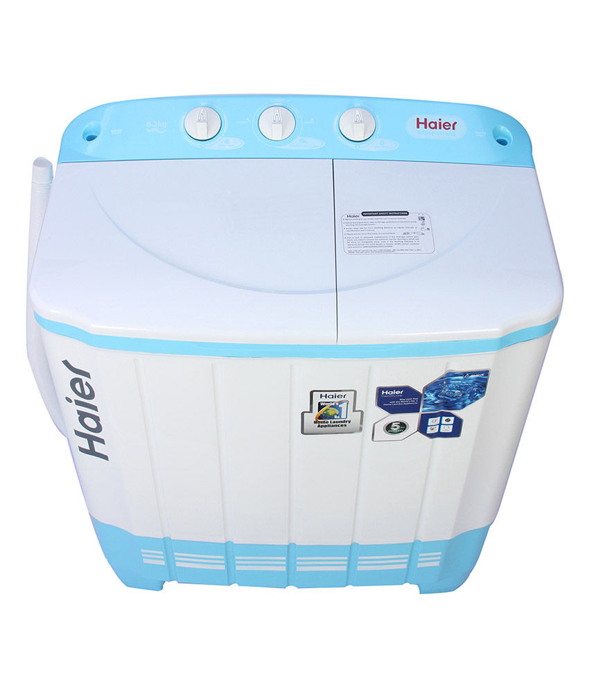 Haier 6.2Kg Semi Automatic Top Load Washing Machine (XPB62-0613AQ/RU/CG)