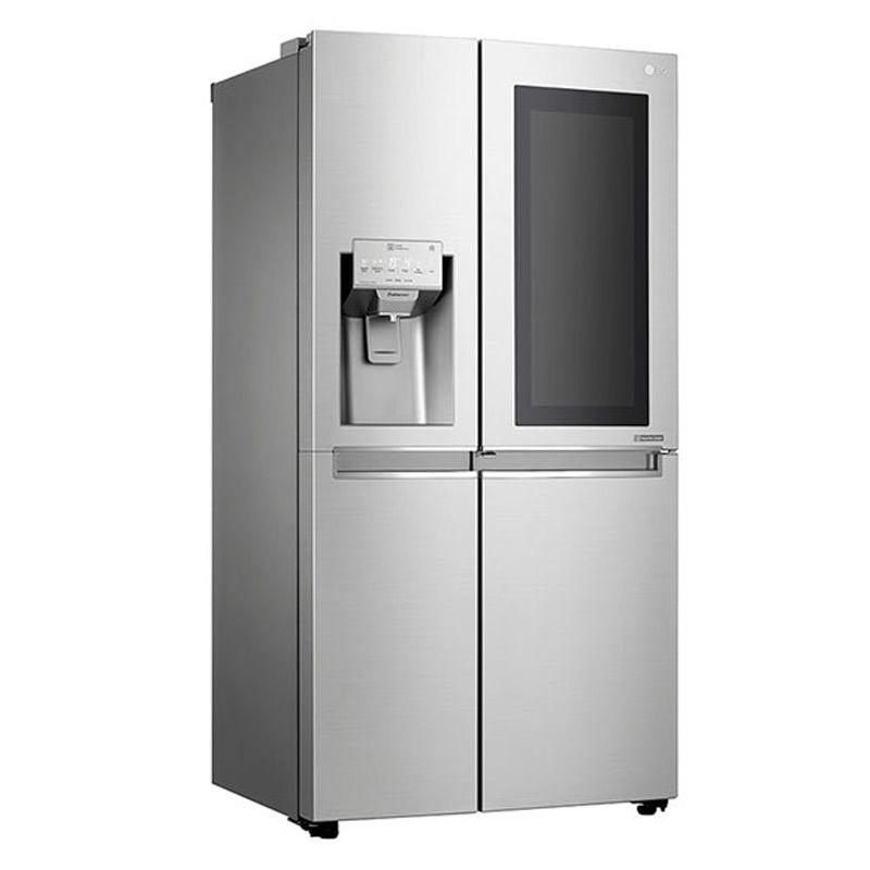 LG GC-X247CSAV 668L Inverter Frost Free Side by Side Door Refrigerator