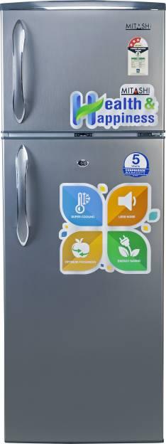 Mitashi MIRFDDG240V15 240 L 3 Star Double Door Refrigerator