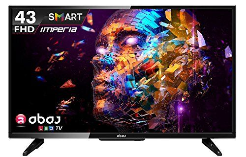 Abaj Imperia LN-109 SMT 43 Inch Full HD Smart LED TV