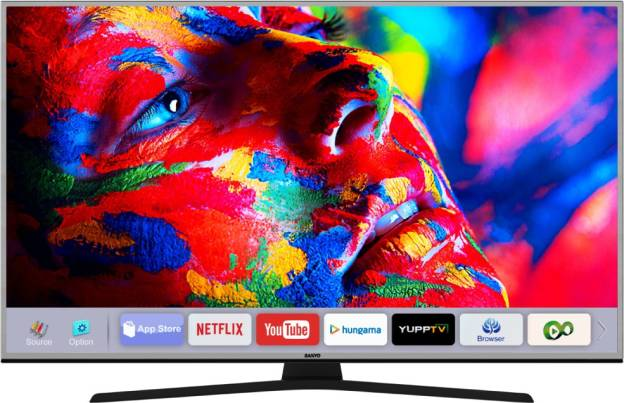 Sanyo XT-55S8200U 55 Inch Ultra HD 4K Smart LED TV